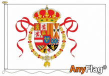 SPAIN 1701 1760 ANYFLAG RANGE - VARIOUS SIZES